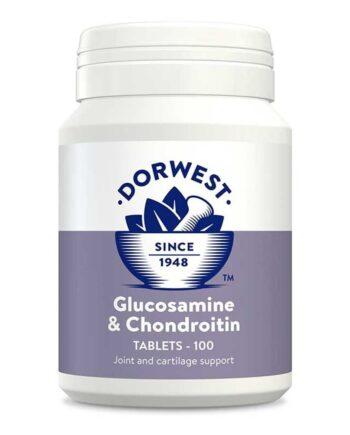 Dorwest Glucosamine Chondroitin tablets