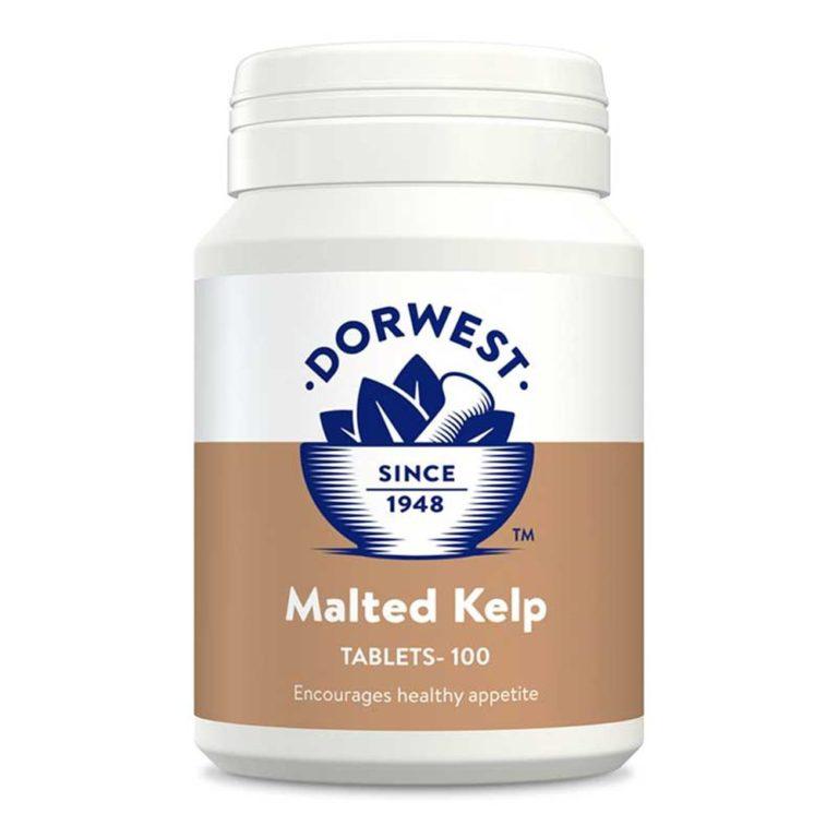 Dorwest Malted Kelp Tablets