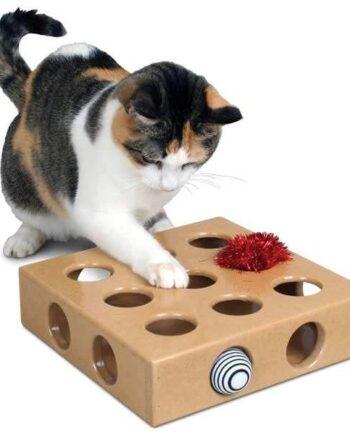 SmartCat Peek Play Toy Box