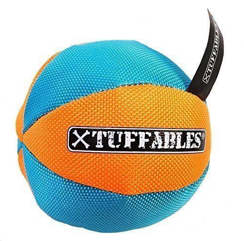 Tuffables Tuffa-Ball Dog Toy