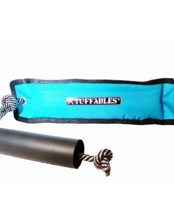 Tuffables Tuffa-Pull dog toy